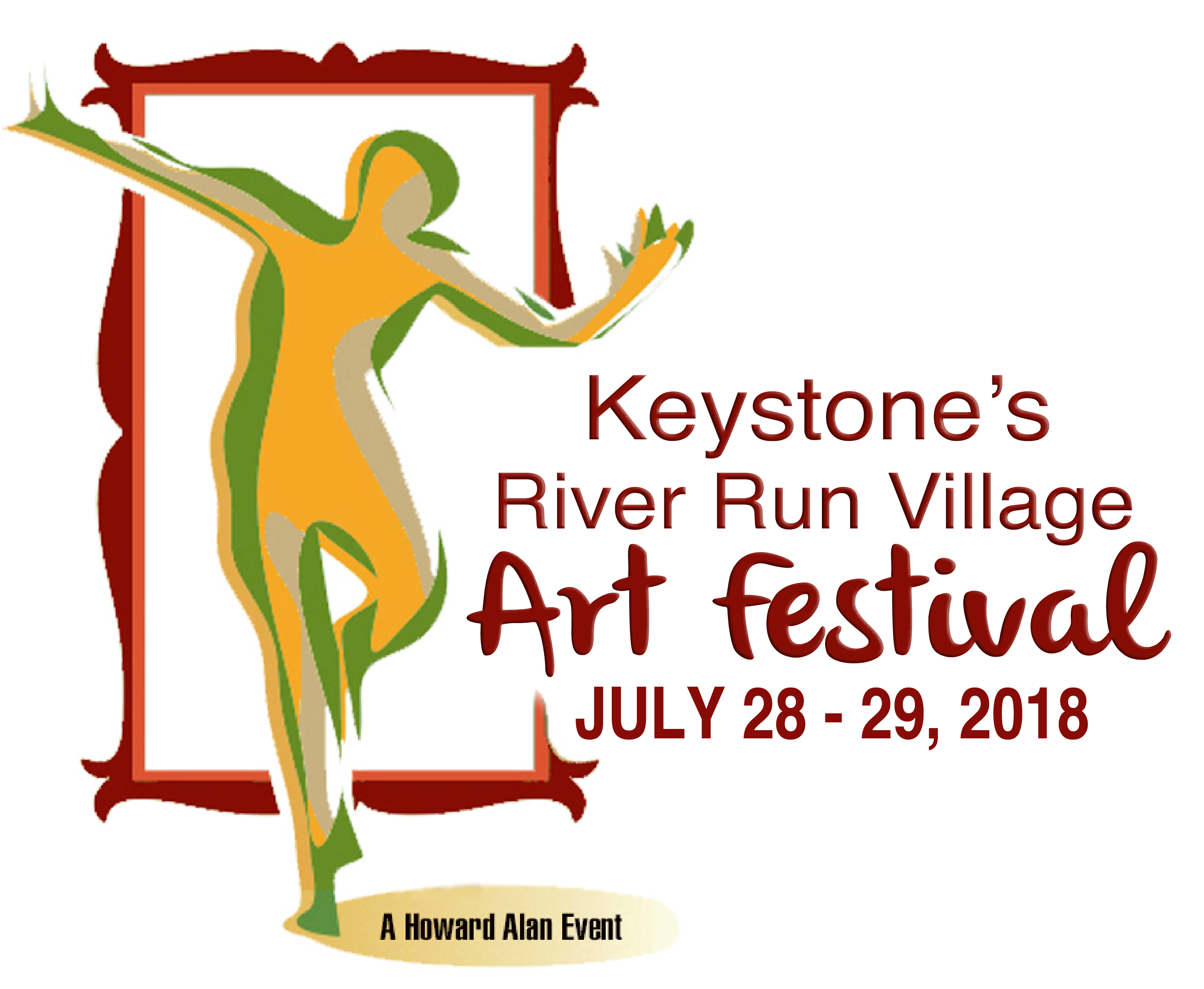 Keystone's River Run Art Festival