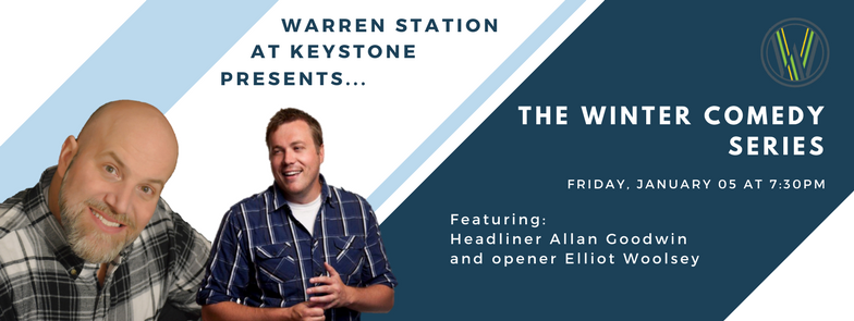 Warren Station Winter Comedy Series