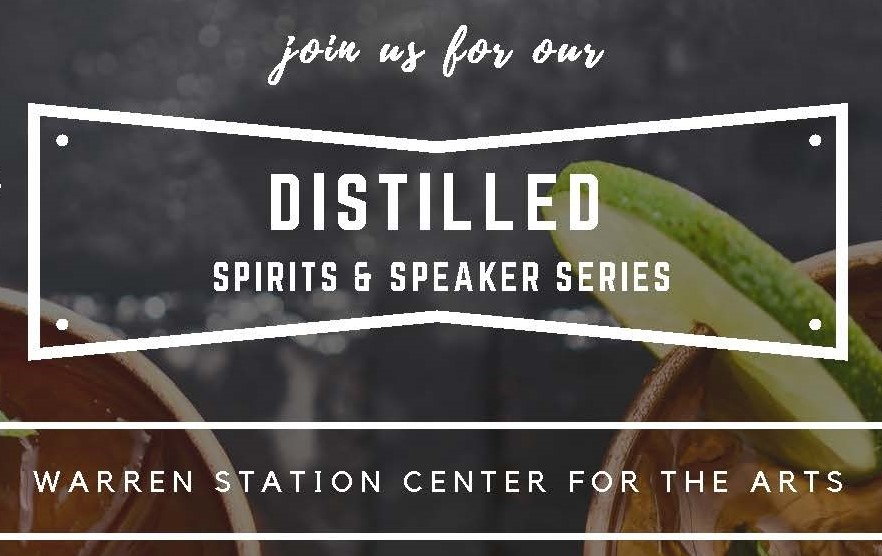 "Distilled: A Spirits And Speaker Series – ""Backcountry And Bourbon"""