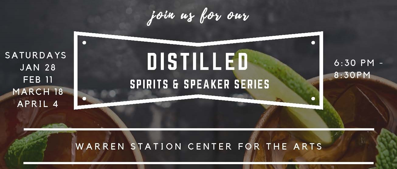 """Distilled"" A Speaker And Spirits Series – ""Backcountry Bourbon"""