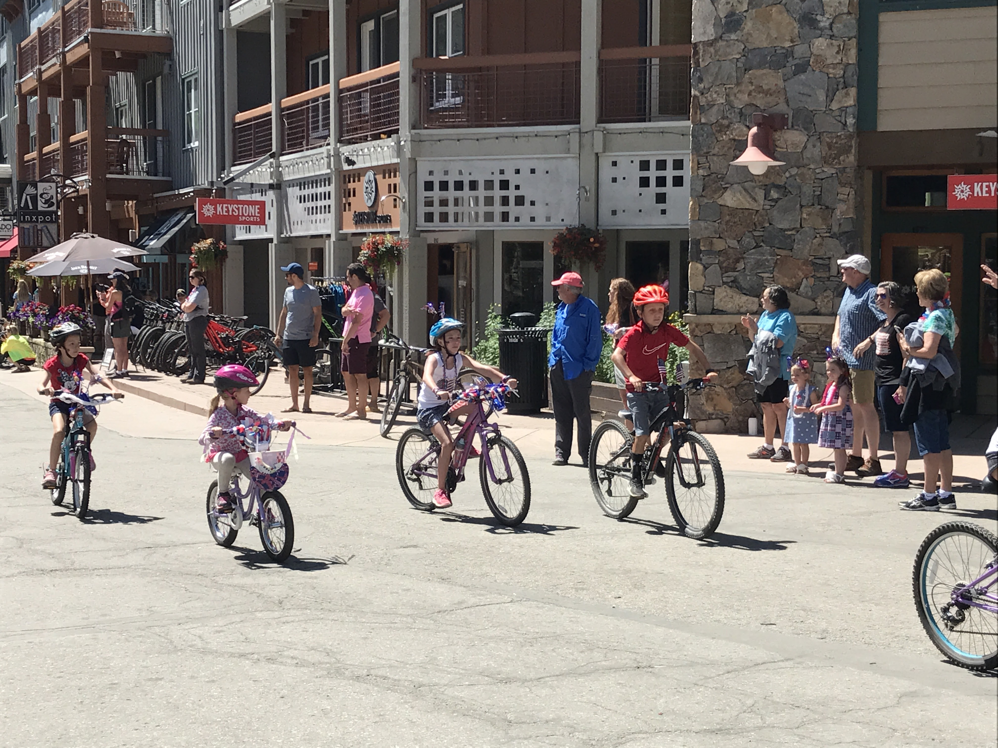 4th Of July River Run Bike Parade