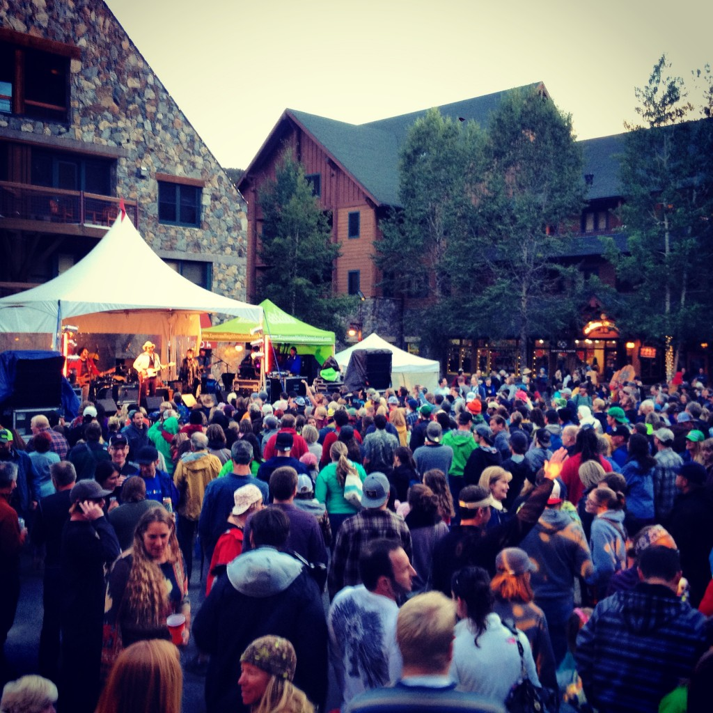Mountain Town Concert 2014