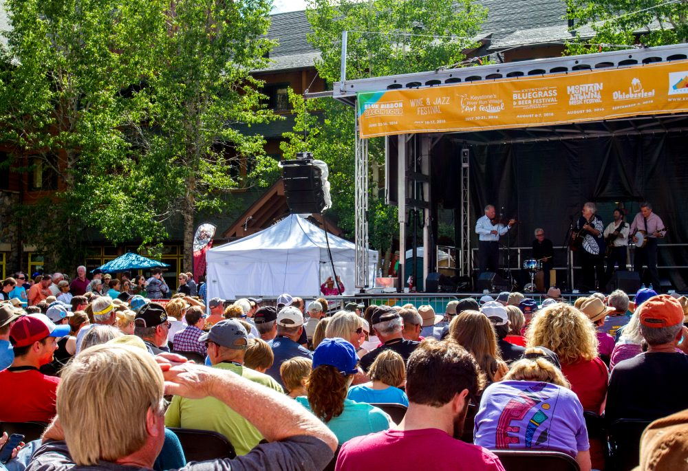 21st Annual Keystone Bluegrass And Beer Festival