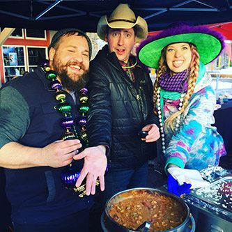 KEYSTONE DISHES UP SOME SOUTHERN CUISINE TO CELEBRATE MARDI GRAS IN THE MOUNTAINS!
