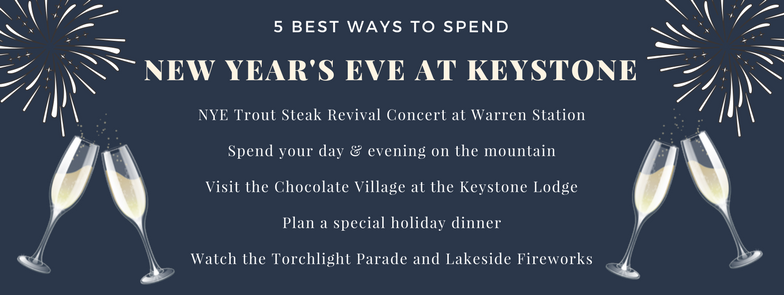 5 Best Ways To Spend New Year's Eve At Keystone