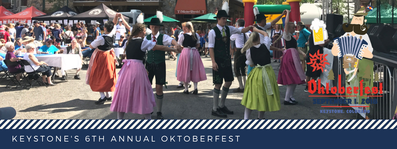 Keystone's Oktoberfest – Labor Day Weekend