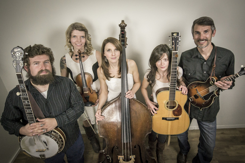 ROCKYGRASS BAND WINNERS AT KEYSTONE'S WINTER BLUEGRASS