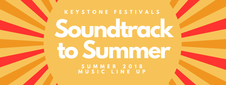 Keystone Presents Your Soundtrack To Summer 2018 With 34 Bands Performing In The River Run Village During The Signature Festival Line-Up