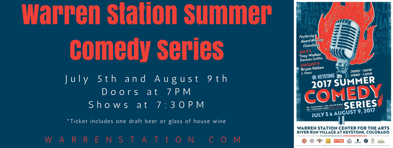 Warren Station Summer Comedy Series