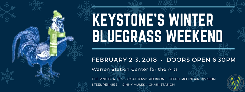 Keystone's Winter Bluegrass Weekend