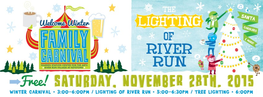 The Lighting Of River Run