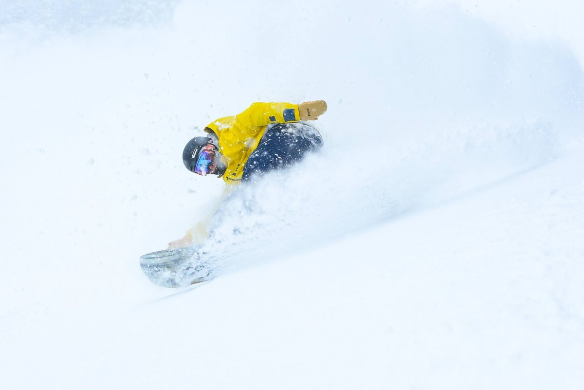 Get Some Fresh Powder!