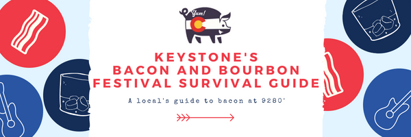 "Keystone Festivals Gives You The Ultimate ""Bacon And Bourbon Festival Survival Guide"""
