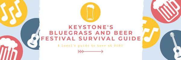 "Keystone Festivals Gives You The Ultimate ""Bluegrass And Beer Festival Survival Guide"""