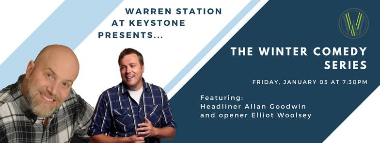 Warren Station Winter Comedy Series
