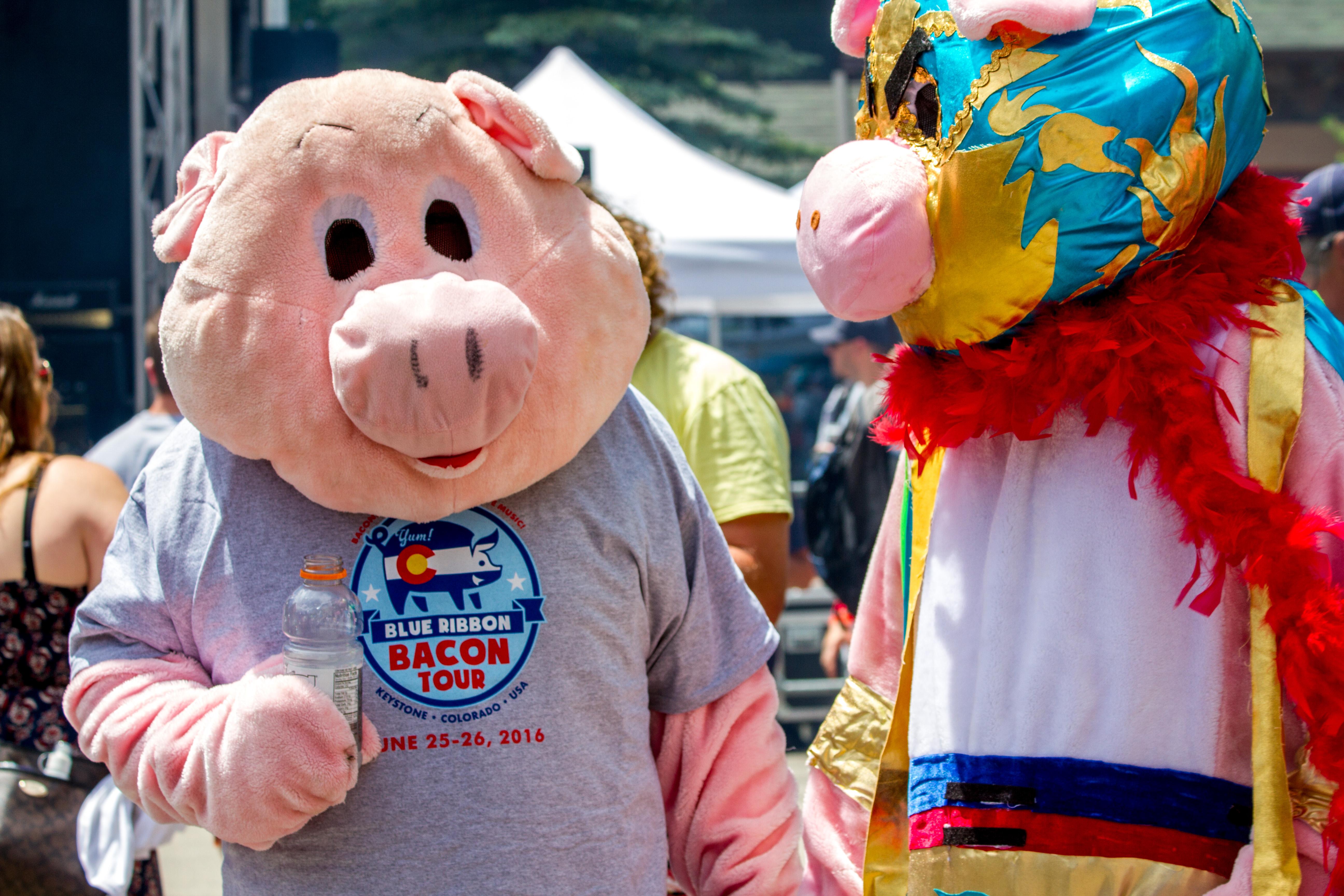 Keystone's 7th Annual Bacon And Bourbon Festival