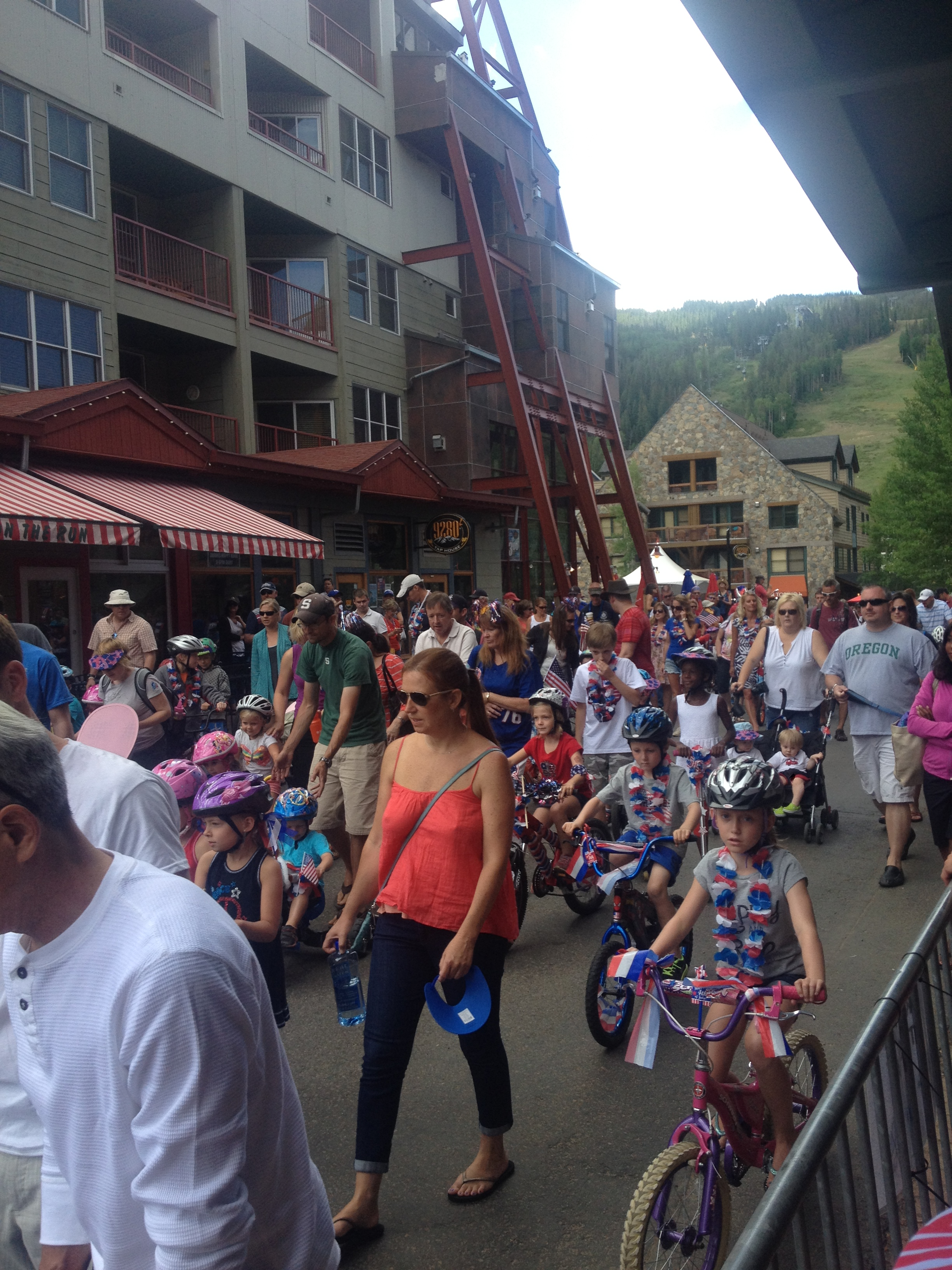 4th Of July Kid's Bike Parade