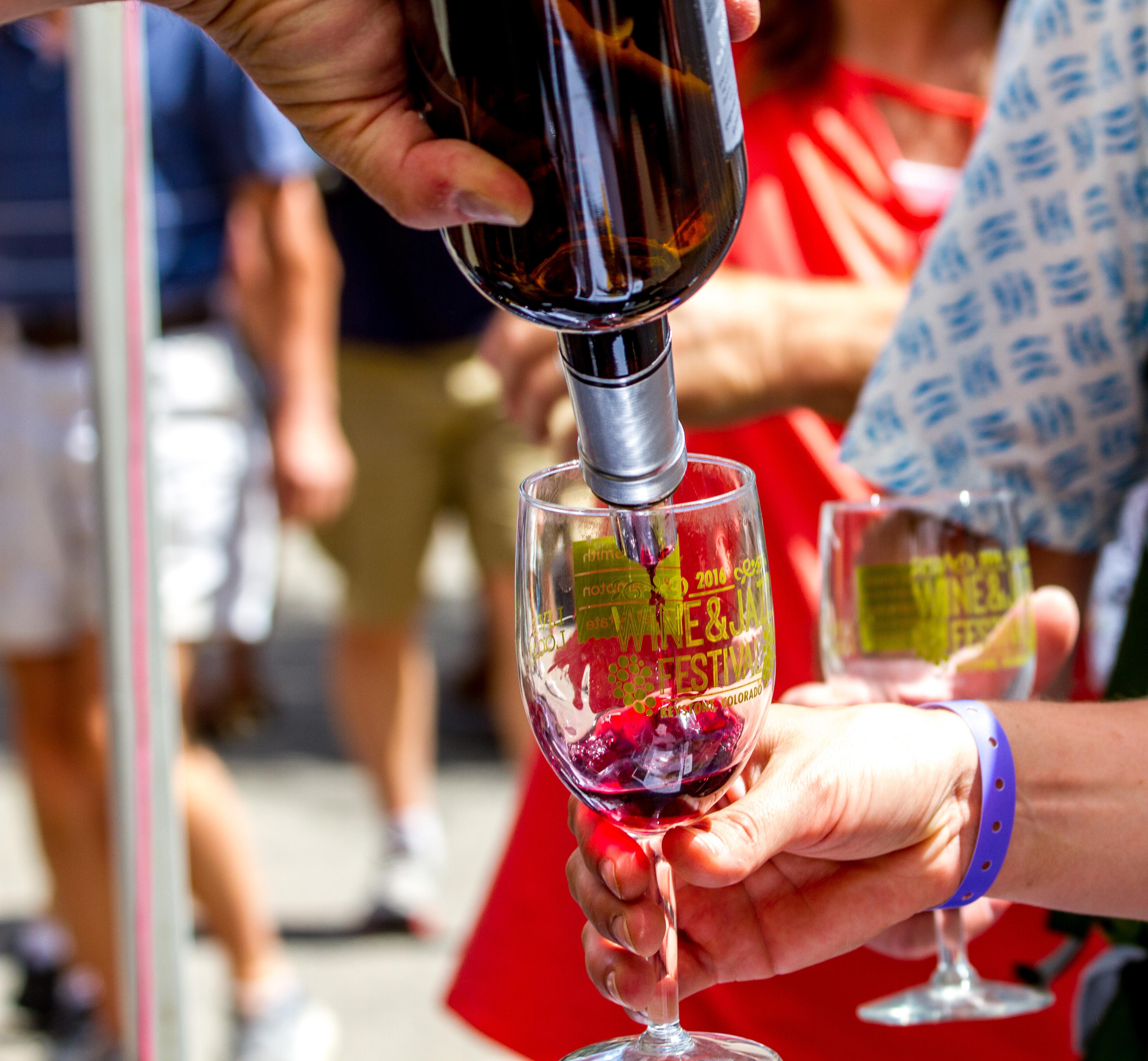 Keystone's Wine And Jazz Festival