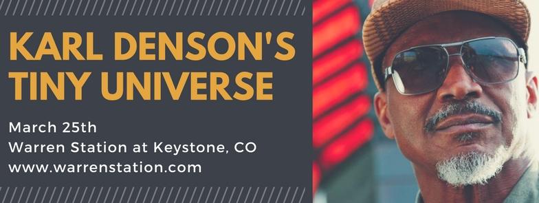 Karl Denson's Tiny Universe At Warren Station