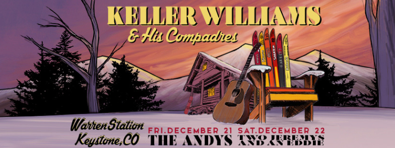 Keller Williams And His Compadres