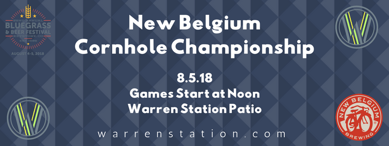 New Belgium Cornhole Championship
