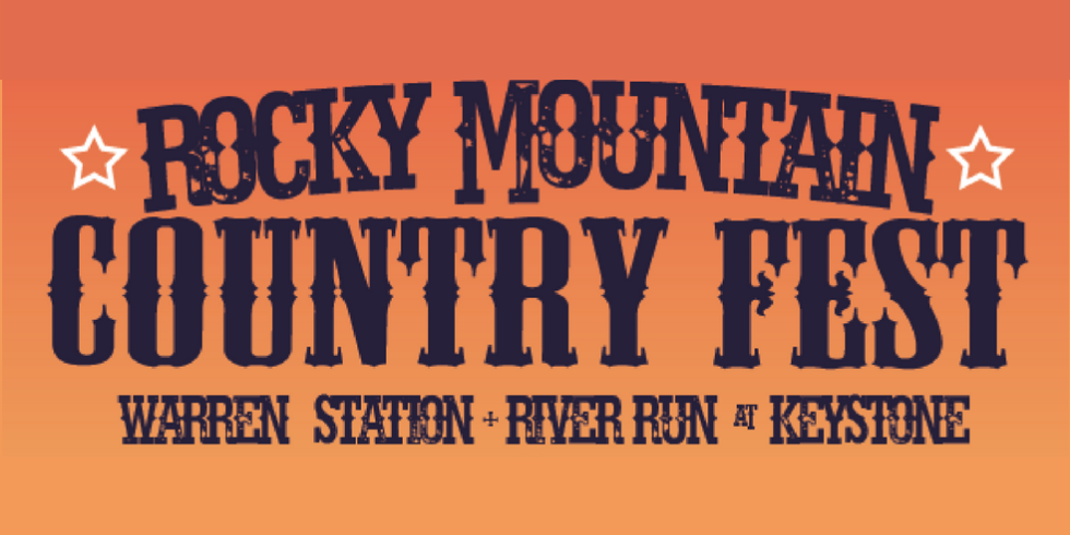 Rocky Mountain Country Fest At Keystone