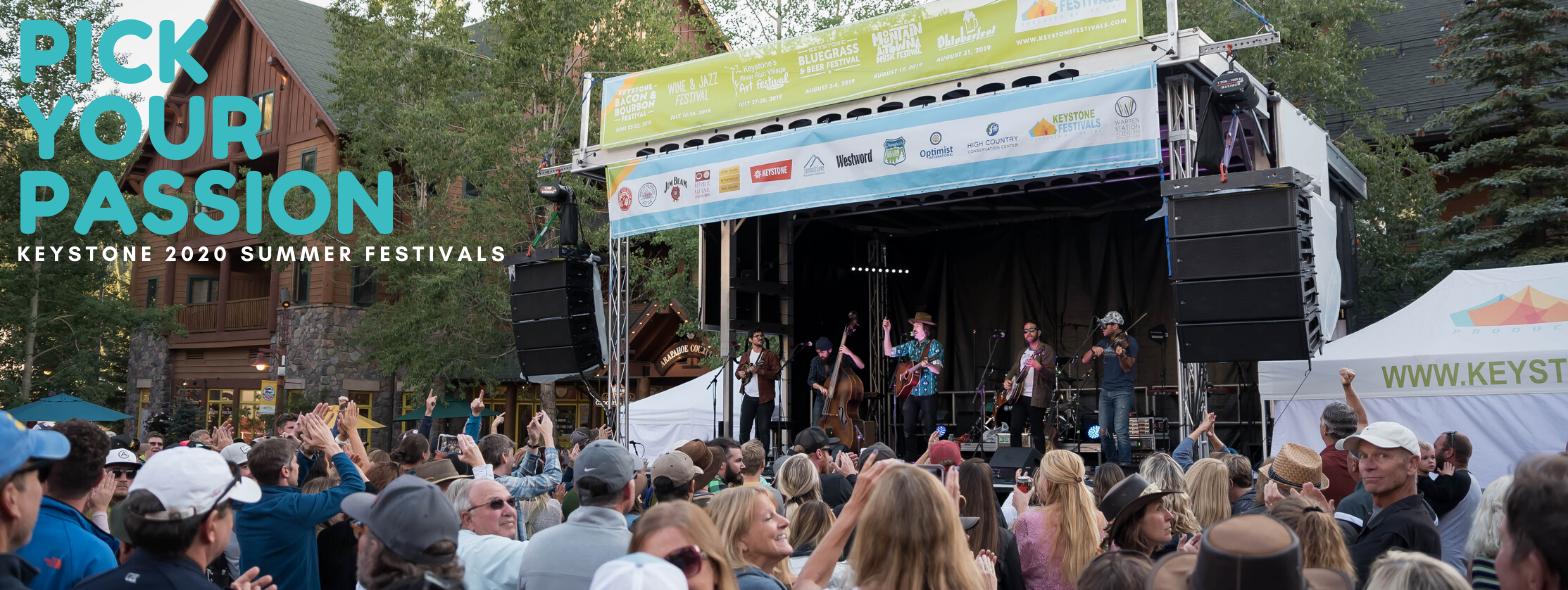 Keystone Festivals 2020 Blog