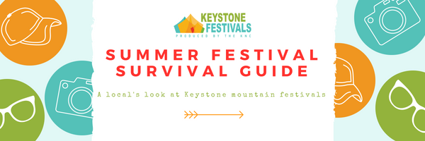 "Keystone Festivals Gives You The Ultimate ""Summer Festival Survival Guide"""