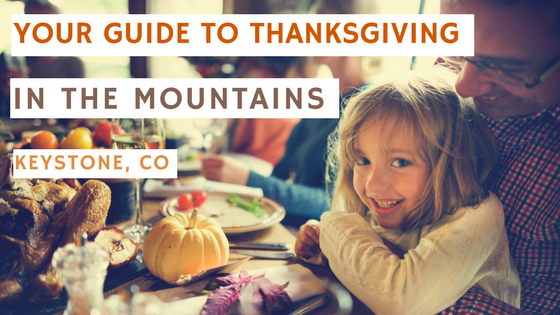 Thanksgiving In The Mountains