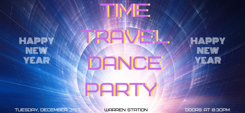 Time Travel Dance Party