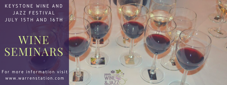 Wine Seminar: Willy Wonka's Wild Wine Ride