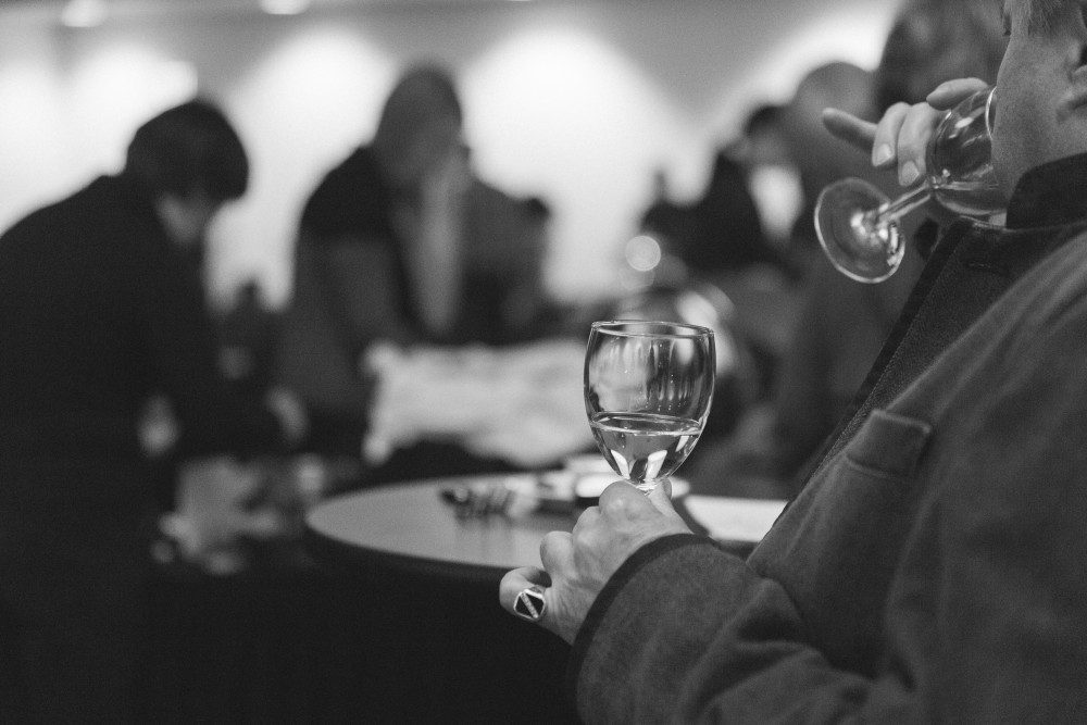 Keystone's Winter Wine Tasting At Warren Station Center For The Arts