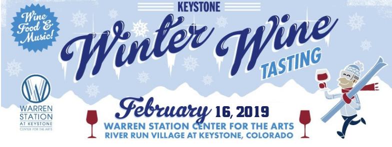 Keystone's Winter Wine Tasting