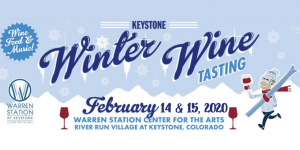 Winter Wine Weekend at Warren Station