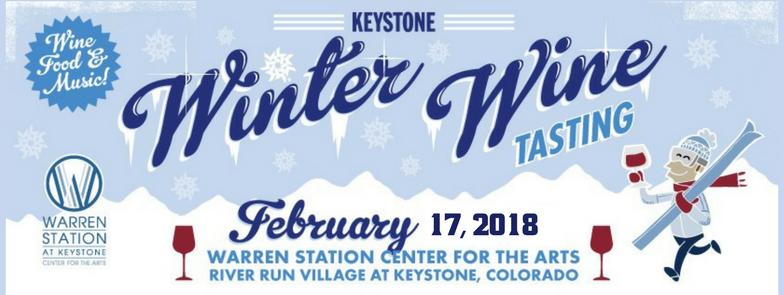 Keystone Winter Wine Tasting 2018